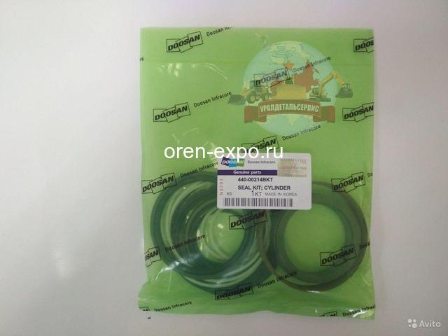 Ремкомплект г/ц рукояти Doosan S55-V PLUS 440-00214BKT (401107-00189A) - 1