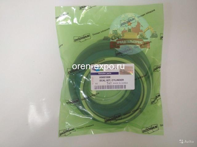 Ремкомплект г/ц рукояти Doosan K9001008 (401107-00203A) - 1