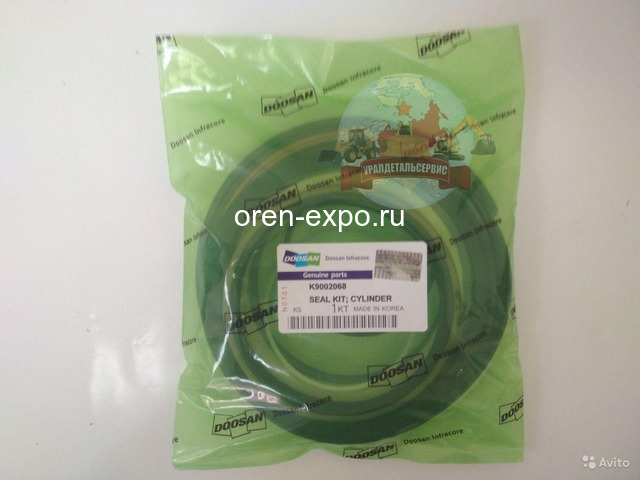Ремкомплект г/ц ковша Doosan K9002068 (401107-00324A) - 1