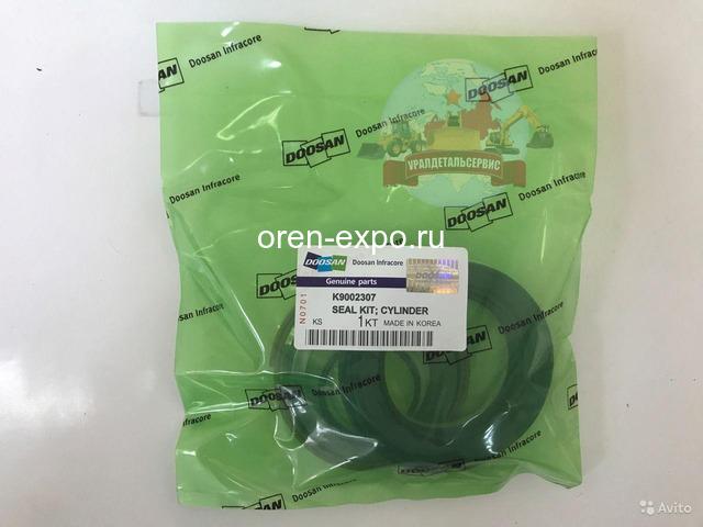 Ремкомплект г/ц ковша Doosan K9002307 (401107-00138) - 1