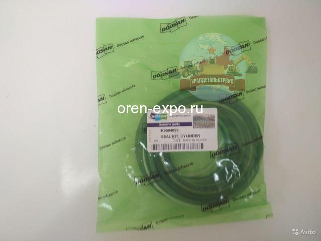 Ремкомплект г/ц стрелы (ковша) Doosan K9004899 (401107-00147A) - 1