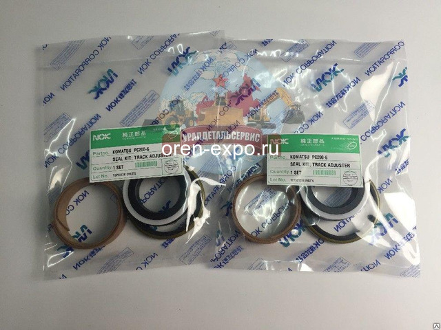 Ремкомплект натяжителя Komatsu PC200-6 - 1