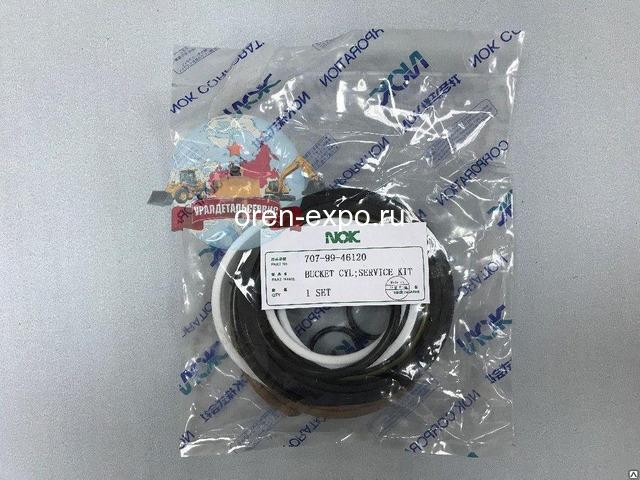 Ремкомплект г/ц ковша Komatsu PC200-7 707-99-46120 1.8 м NOK - 1