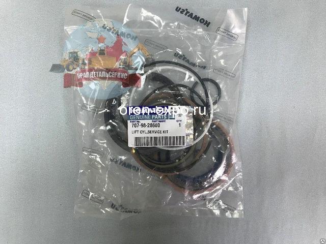 Ремкомплект г/ц подъема отвала Komatsu D65E-12 707-98-28600 - 1