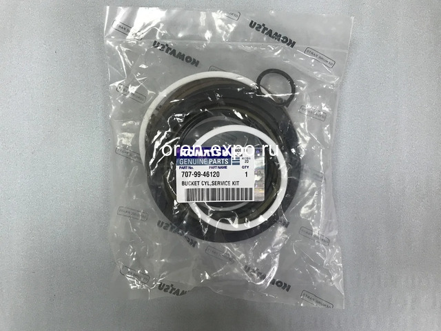 Ремкомплект г/ц ковша Komatsu PC200-7 707-99-46120 1.8 м - 1