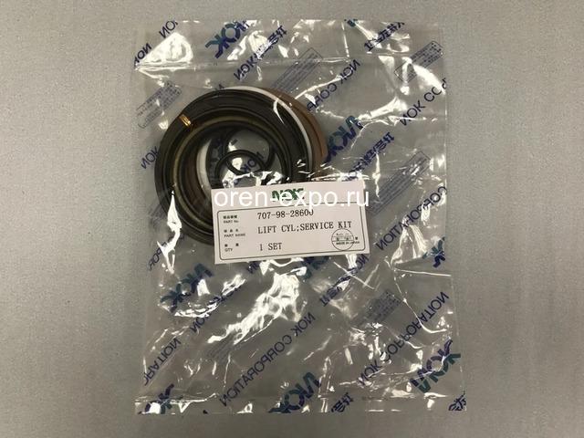 Ремкомплект г/ц подъема отвала Komatsu D65E-12 707-98-28600 NOK - 1