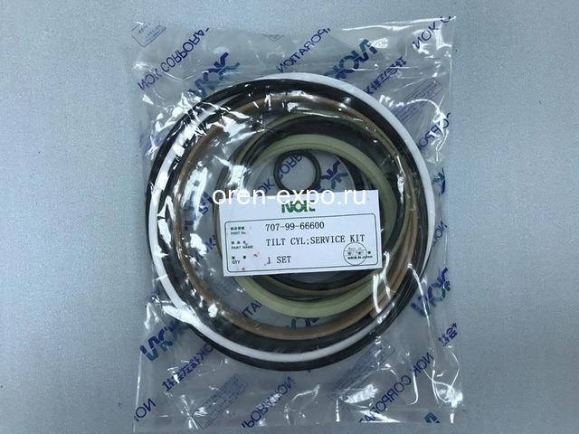 Ремкомплект г/ц перекоса отвала Komatsu D275A-5 707-99-66600 NOK - 1