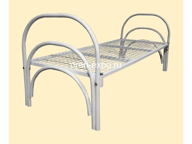 Кровати металлические для учебных заведений - 3