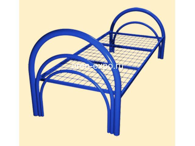 Кровати металлические для учебных заведений - 4