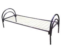 Двухъярусные металлические кровати для дачи - Изображение 3