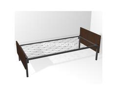 Двухъярусные металлические кровати для дачи - Изображение 4