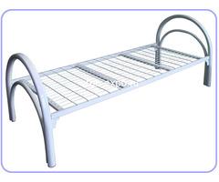Двухъярусные металлические кровати для дачи - Изображение 5