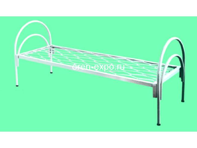 Кровати металлические для детских лагерей с доставкой - 2