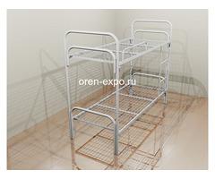 Кровати металлические для детских лагерей с доставкой - Изображение 5