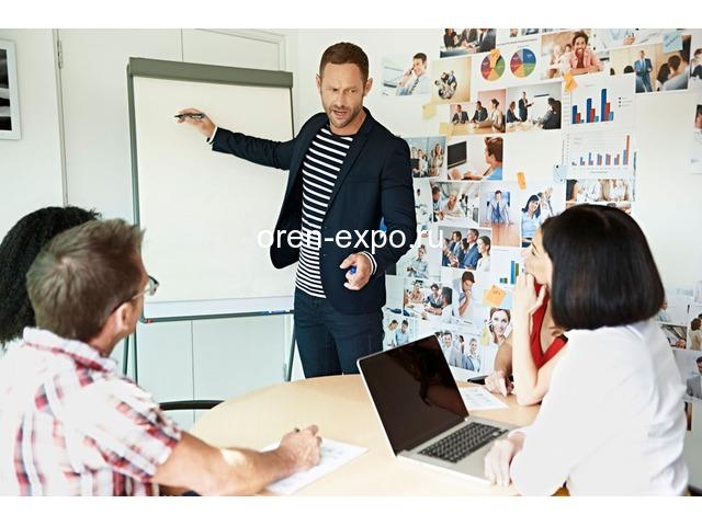 Менеджер по обучению персонала - 1