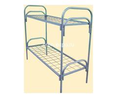 Кровати металлические прочные, дешево - Изображение 1