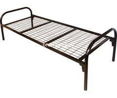 Высокопрочные кровати металлические для домов отдыха - Изображение 2