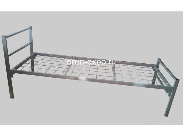 Высокопрочные кровати металлические для домов отдыха - 4