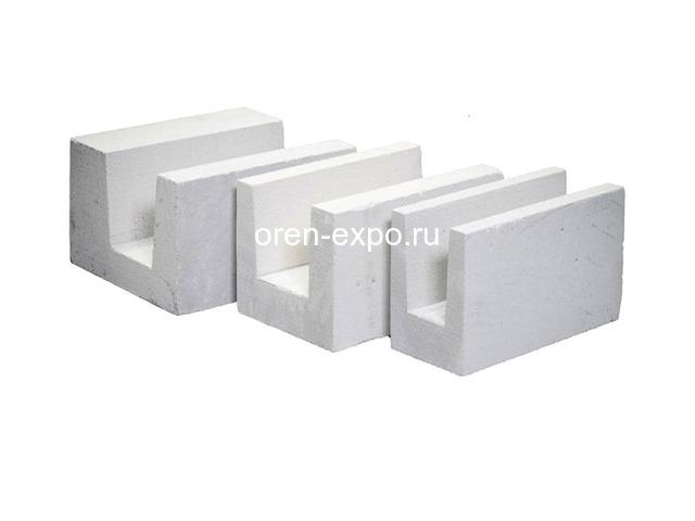 Газобетон U-блоки - 1
