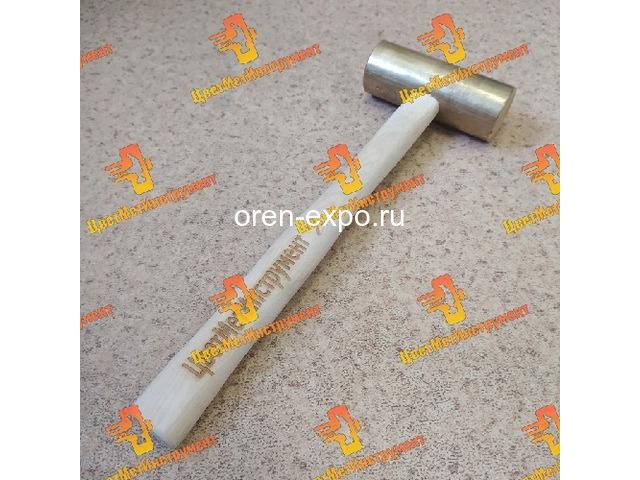 Молоток бронзовый взрывобезопасный 025кг 0.5кг 0.8кг 1кг 1.5кг 8кг 2кг деревянной ручкой - 2