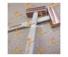 Молоток медный искробезопасный 025кг 0.5кг 0.8кг 1кг 1.5кг 8кг 2кг деревянной ручкой - Изображение 2