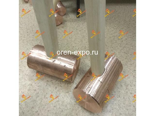 Медная латунная бронзовая кувалда молоток - 2