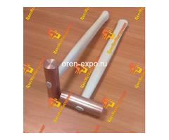 Молоток медный искробезопасный 025кг 0.5кг 0.8кг 1кг 1.5кг 8кг 2кг деревянной ручкой - Изображение 4