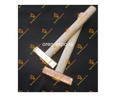 Молоток медный искробезопасный 025кг 0.5кг 0.8кг 1кг 1.5кг 8кг 2кг деревянной ручкой - Изображение 5