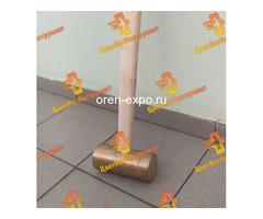 Кувалда бронзовая  2кг 3кг 4кг 5кг 6кг 7кг 8кг 10кг 12кг с деревянной ручкой - Изображение 3