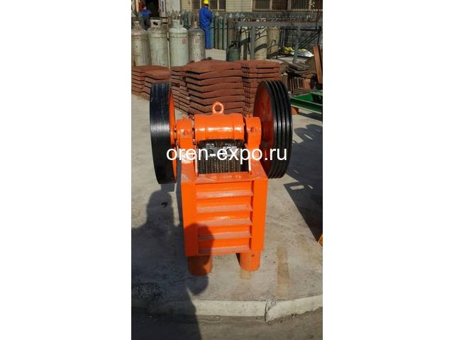 Щековая дробилка РЕ200х300 аналог русской ЩДС180х250 - 1