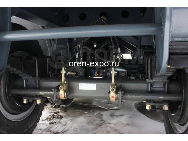 Полуприцеп бортовой LYR9600JS, 3 оси - 3