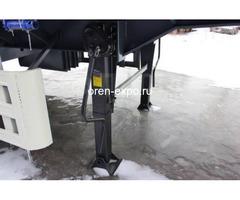 Полуприцеп бортовой LYR9600JS, 3 оси - Изображение 4