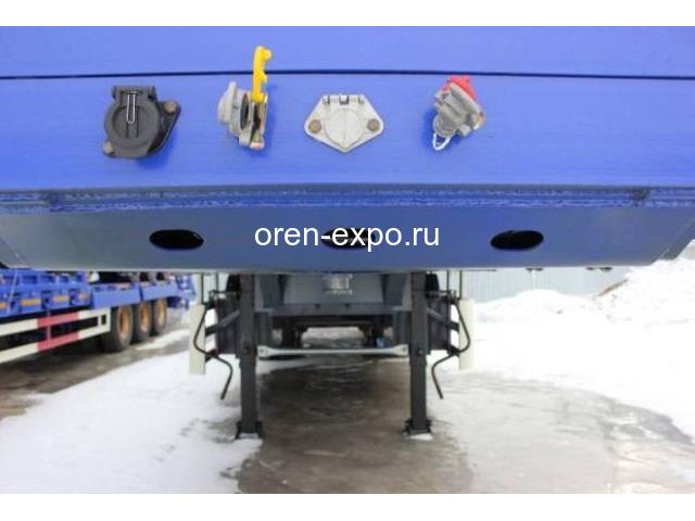 Полуприцеп бортовой LYR9600JS, 3 оси - 6
