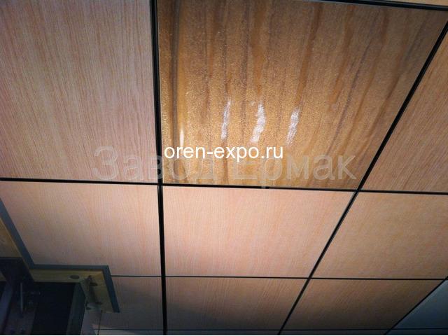 Противопожарные подвесные потолки - 1