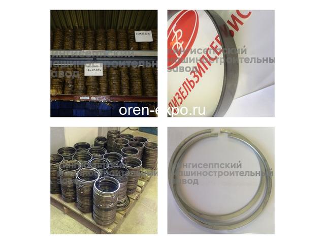 Поршневые и маслосъёмные кольца на двигатели NVD26, НВД26, НВД48, NVD48, NVD36, Д49. - 1