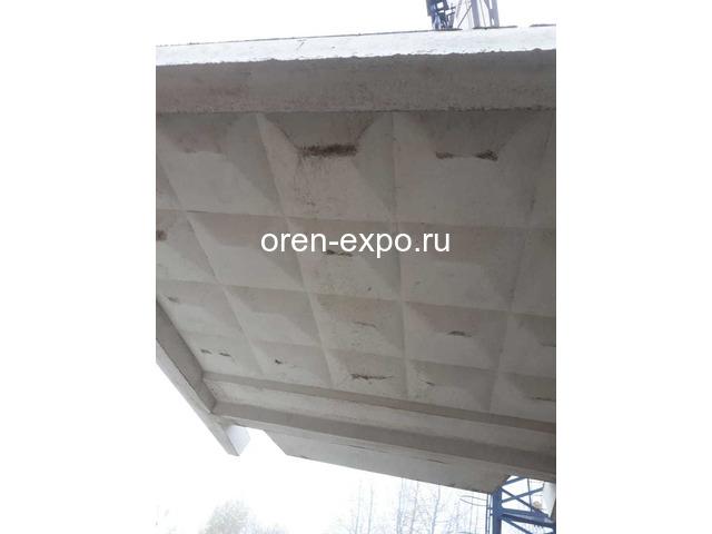 Плита забора железобетонная ПО2. Доставка по России - 2