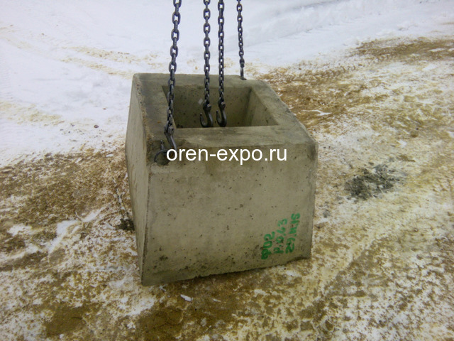 Плита забора железобетонная ПО2. Доставка по России - 7