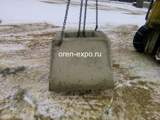Плита забора железобетонная ПО2. Доставка по России - 8