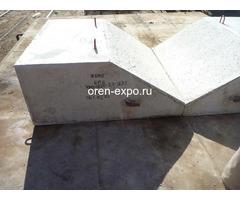 Утяжелители бетонные охватывающего типа УБО - Изображение 1