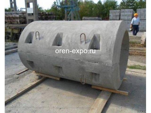 Утяжелители железобетонные сборные кольцевого типа 2УТК - 2