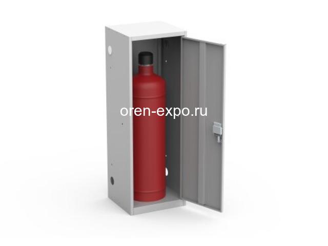 Шкаф для газовых баллонов - 1