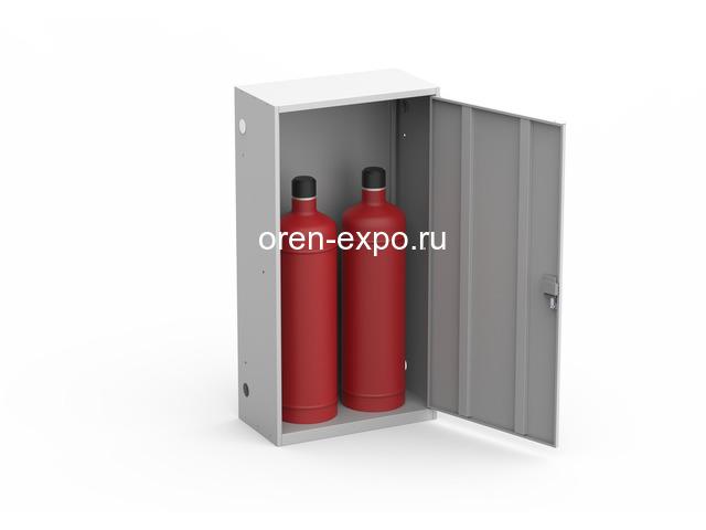 Шкаф для газовых баллонов - 2