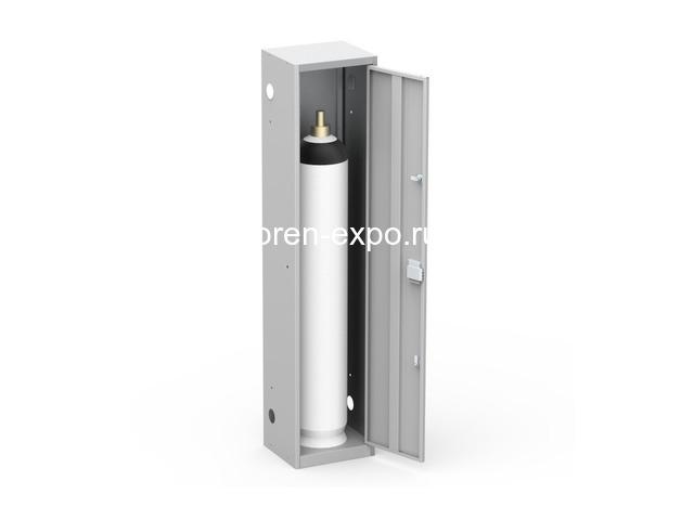 Шкаф для газовых баллонов - 3