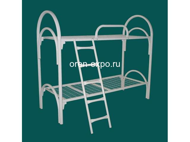 Кровати металлические высокого качества в лагеря - 1