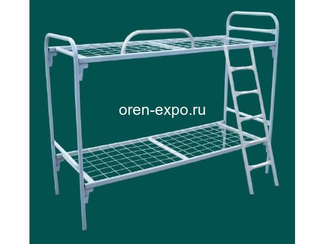 Кровати металлические высокого качества в лагеря - 2