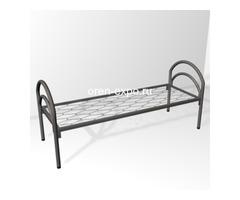 Прочные кровати металлические в общежития с доставкой - Изображение 1