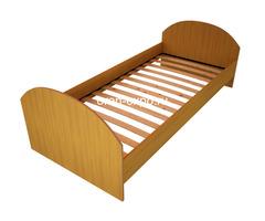 Прочные кровати металлические в общежития с доставкой - Изображение 3