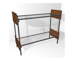 Двухъярусные кровати металлические со сварными сетками - Изображение 3