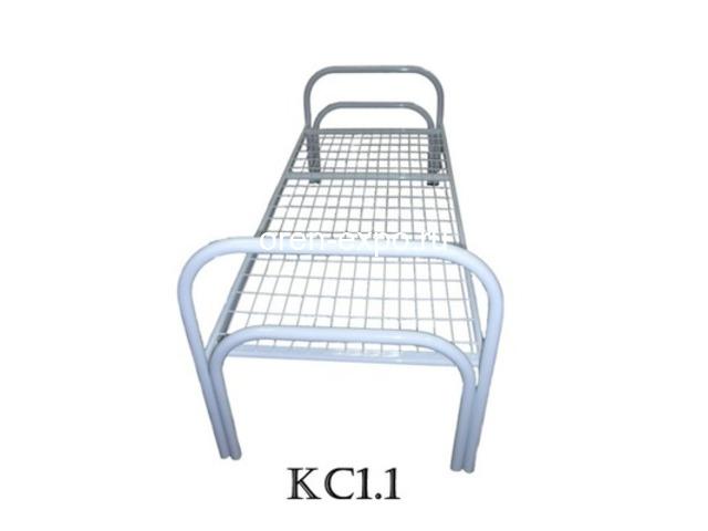 Двухъярусные кровати металлические со сварными сетками - 4