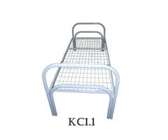 Двухъярусные кровати металлические со сварными сетками - Изображение 4